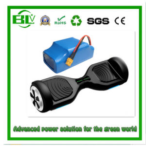 Rechargeable 36V 4.4ah Lithium Battery Pack Li-ion Battery for Balance Wheels E Balance Car Wheel Balancing Electric Scooter Build in Battery pictures & photos