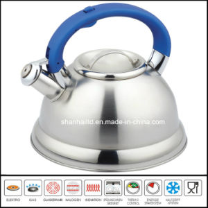 Stainless Steel Whistle Kettle Wk475 pictures & photos