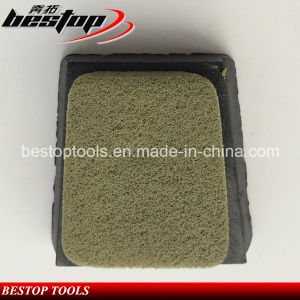 Frankfurt Type Sponge Polishing Tools for Marble Final Polish pictures & photos