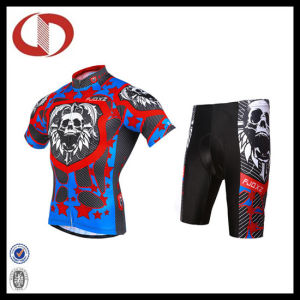Men New Fashion Printing Cycling Suit From OEM Manufacturer pictures & photos