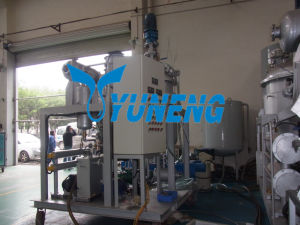 Energy Saving Used Engine Oil Recycling Machine (Change Black Color to Yellow) pictures & photos