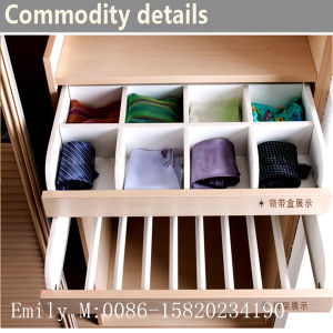 Whole Sale E1 Grade Clothes Wardrobe (ZHUV factory) pictures & photos