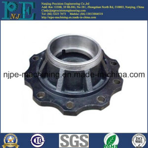 Sand Casting Steel Customized Machinery Part