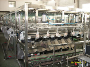 5 Gallon Barrelled Filling Machine (QGF-600) pictures & photos