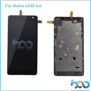 Mobile Phone Touch Screen LCD for Nokia N535 Display Assembly