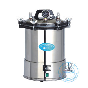 Portable Pressure Steam Sterilizer (MS-P18EL/P24EL) pictures & photos