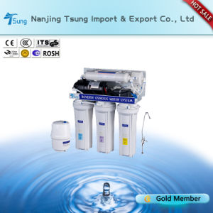 50gpd RO Water Treatment with Pump for Home Use pictures & photos