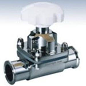 Stainless Steel Sanitary Valve Series Diaphragm Valve pictures & photos