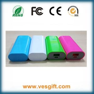 Factory Wholesale New Products LED 4000mAh Banks Power pictures & photos