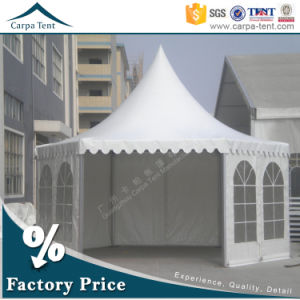 15 Diameter Multi-Sided Big Fire Proof Canvas Sidewall Trade Show Tent for Sale pictures & photos