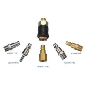 Europe Type Pneumatic Quick Coupling/Fitting, Plug, 1/4 pictures & photos
