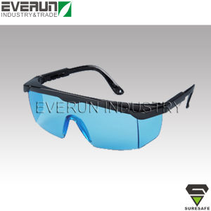 ER9301 CE EN166 Safety spectacles Color filmed safety glasses pictures & photos