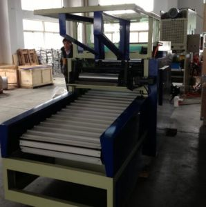 Greensource Aluminium Foil Wrapping Paper Slitting Machine (SGS, FDA) pictures & photos