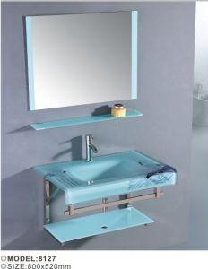 China Bathroom Accessories Glass Wash Basin for Sanitary Ware ...