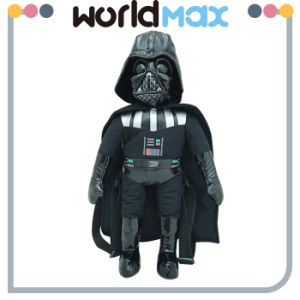 Custom Darth Vader Plush Star Wars Doll Toy