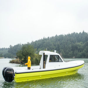 Small Fiberglass Bass Boats Prices with CE Certificate pictures & photos