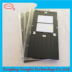 Inkjet Direct Printable 5528 Smart Chip Card (Factory Price) pictures & photos