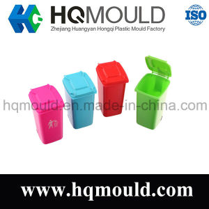 Plastic Office Use Mini Dustbin Injection Mould pictures & photos