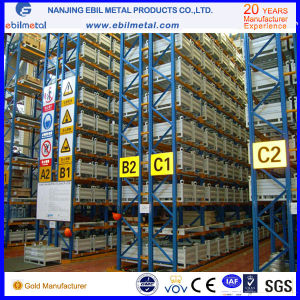 L2700 *W 1050 * H 5025mm Warehouse Storage Pallet Racking pictures & photos