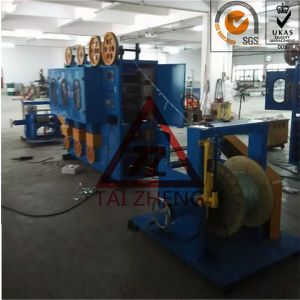 Parallel Three Layer Center Wrapping Machine pictures & photos