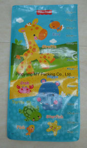 Foldable PP Leisure Mat Promotional Beach Mat with Logo pictures & photos