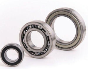 Deep Groove Ball Bearing, Electric Motor Bearing 6000 6200 6300 Zz 2RS C3 Series pictures & photos