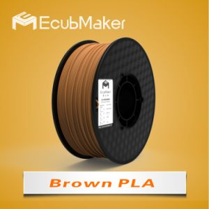 Ecubmaker Professional Manufacture1.75mm 1000g 3D PLA Filament pictures & photos