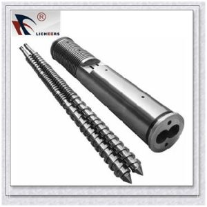 Conical Twin Screw and Barrel/Extruder Screw Barrel