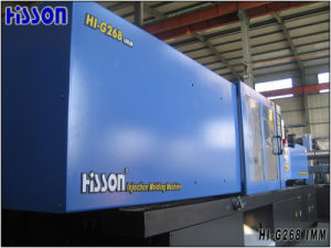 268t CE Approved Hydraulic Injection Molding Machine Hi-G268 pictures & photos