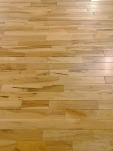 C&L Sports and Dancing Maple Solid Wood Flooring