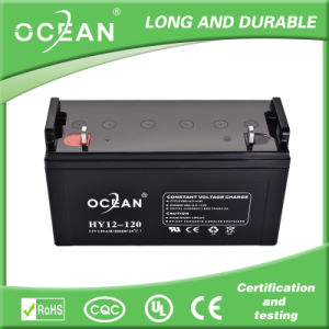 12V 120ah Battery Power Supply with Battery Backup UPS Battery