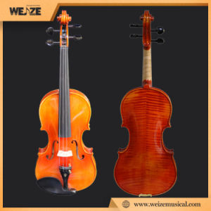 High Grade Master Violin with Better Workmanship for Professional Use pictures & photos