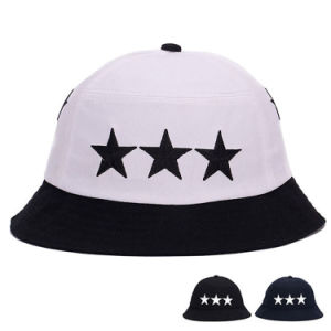 High Quality Embroidered Cotton Twill Leisure Bucket Hat (YKY3248) pictures & photos