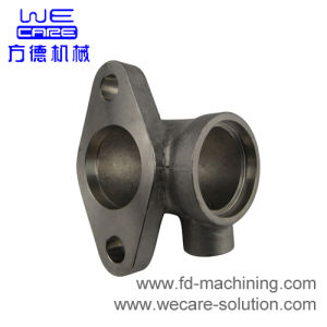 Alloy Aluminum Die Casting Parts for Auto Industry
