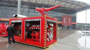 External Fire System 2400m3/H Marine Containerized Fifi System pictures & photos