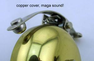 Nice Looking Large Sound Copper Bicycle Bell pictures & photos