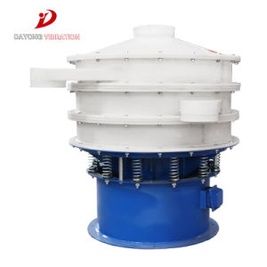 PP Plastic Material Mini Rotary Vibrating Machine