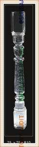 Bubble Glass Pillar for Staircase and Guardrail pictures & photos