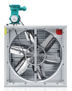 Exhaust Fan&Ventilation Fan 1.1kw 44500 M3/H pictures & photos