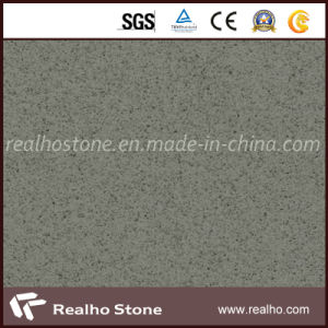French Grey Quartz/Artificial Stone with Slab/Tile/Countertop
