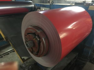 Red Color Coated Galvalume Steel Coil J Is G3322 pictures & photos