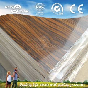 High Glossy UV Polymer Composite Polymer MDF for Decoration (NHGM-1125) pictures & photos