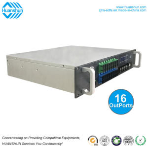 FTTH High Power EDFA 1550nm Optical Amplifier