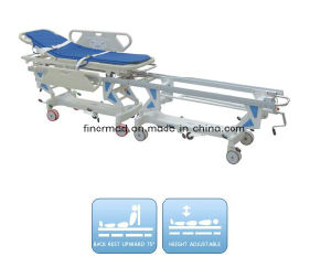 Ambulance Patient Transfer Stretcher Cart for Operation Room pictures & photos