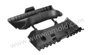 Automobile Car Interior Plastic Parts Plastic Injection Mold pictures & photos
