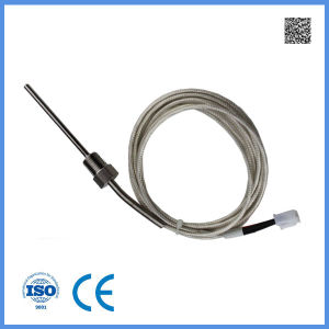 PT100 Temperature Sensor with Cable Terminal pictures & photos