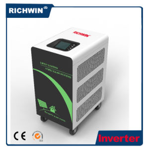 9kVA~12kVA Pure Sine Wave Solar Inverter, High Frequency on/off Grid Hybrid