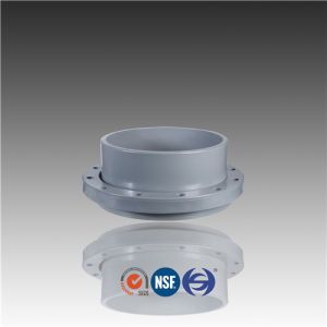 De315 De355 De400 De450 De500 Pn10 PVC Vanstone Flange Fittings pictures & photos