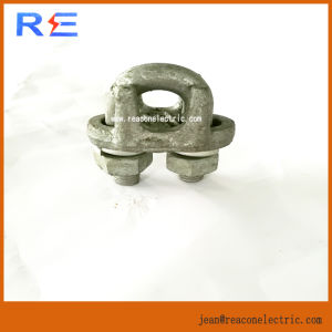 Pole Line Hardware Wire Rop Clips Galvanized Guy Clips pictures & photos