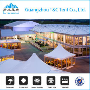 300 People Open Framed Tent for Outdoor Banquet and Parties